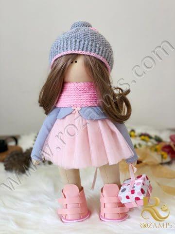 عروسک-روسی-کلاه-طوسی