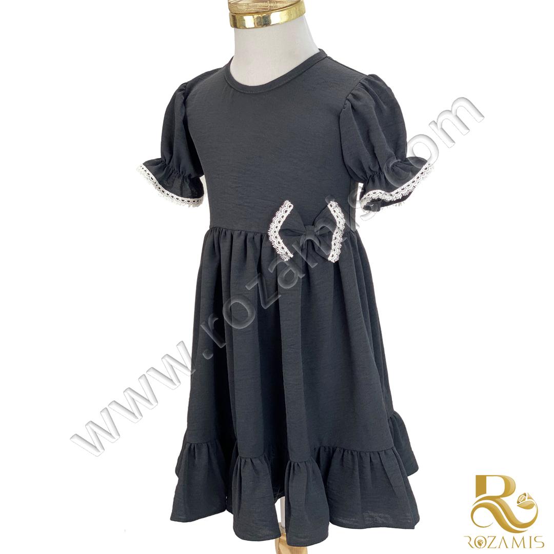 پیراهن دخترانه محرمی مدل GS-879
